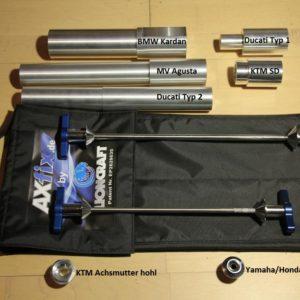 AXfix mit Adapter